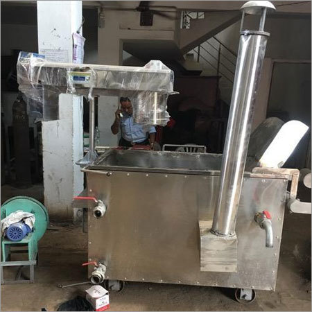 Namkeen Fryer Machine