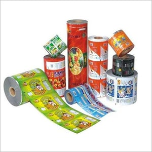 Laminated Sheets And Rolls