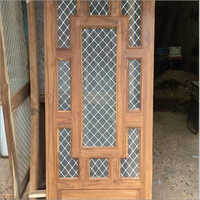 Jali Wooden Door Original Sagwan