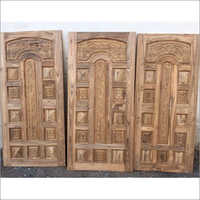 Sagwan Wood Door