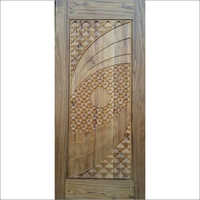 3d Solid Sagwan Door