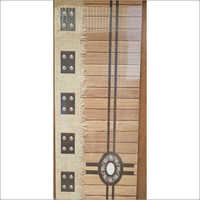 Digital Pine Flush Door