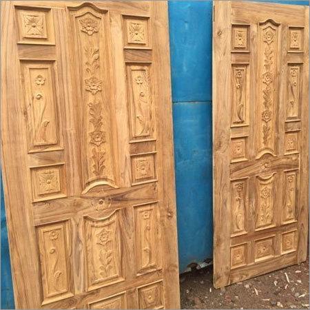Original Sagwan Wood Door