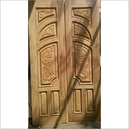 Real Sagwan Door