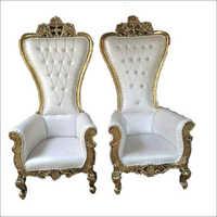 High Back Couple Chair