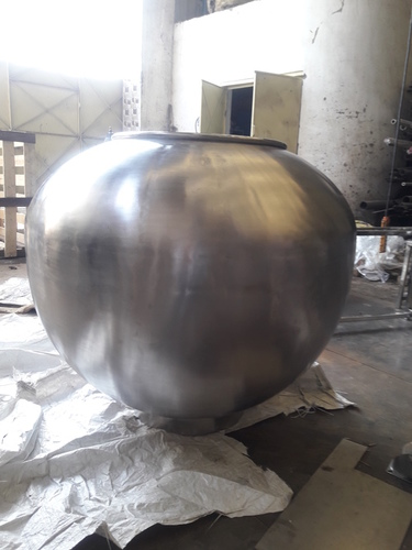 Coating Pan Apple Shape
