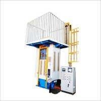 Hydraulic Press for Brakelining