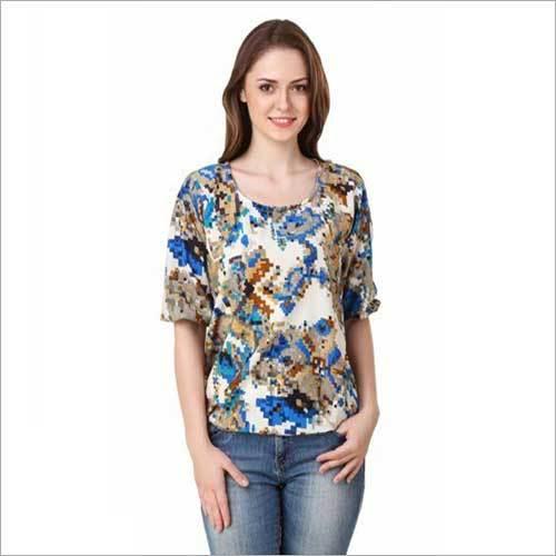 Trifoi Women Ladies Branded Tops Tshirts