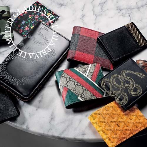 Custom Leather Wallets