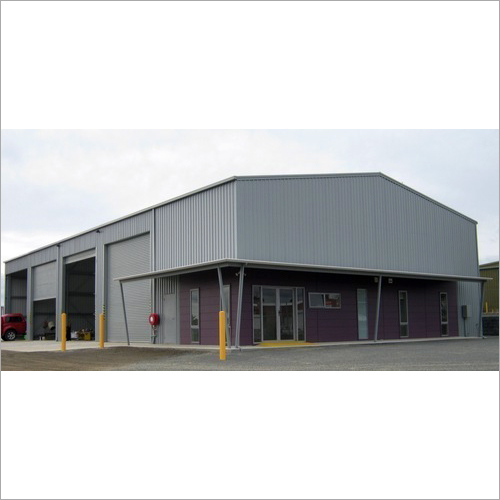 Pre- Engineered Building Sheds