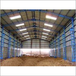 Commercial Pre Engineered Building Shed