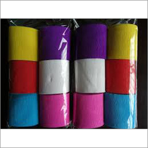 Crepe Paper Roll