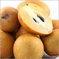 Chiku Fruits