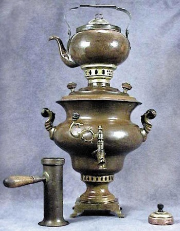Early Samovar
