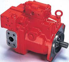 kawasaki Piston Pump