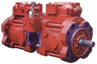 Kawasaki Double Piston Pump