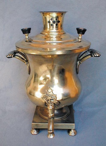 18th Century Indian Samovar