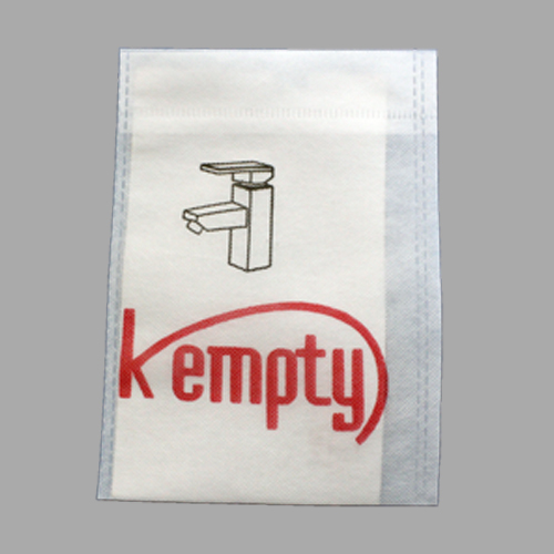 Disposable Printed Carry Bag