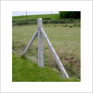 Concrete Wire Fencing Poles