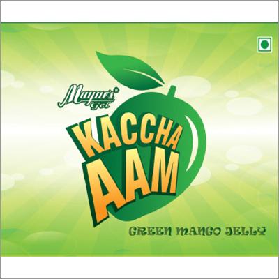 Kaccha Aam Green Mango Jelly