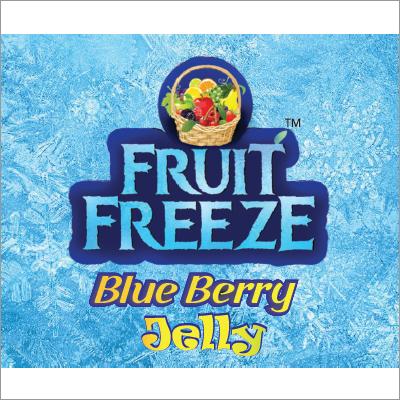 Fruit Freeze Blue Berry Jelly