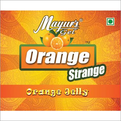 Orange Strange Jelly