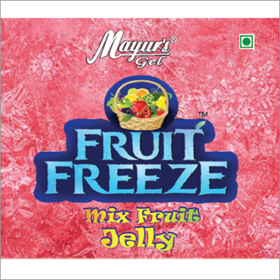 Fruit Freeze Mix Fruit Jelly