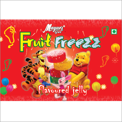 Fruit Freeze Flavoured Jelly