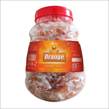 Orange Strange Jelly
