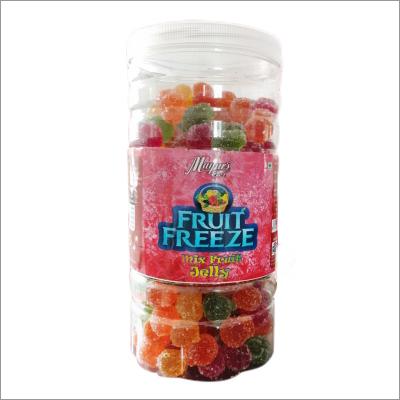 Sugar Coated Mix Fruit Jelly