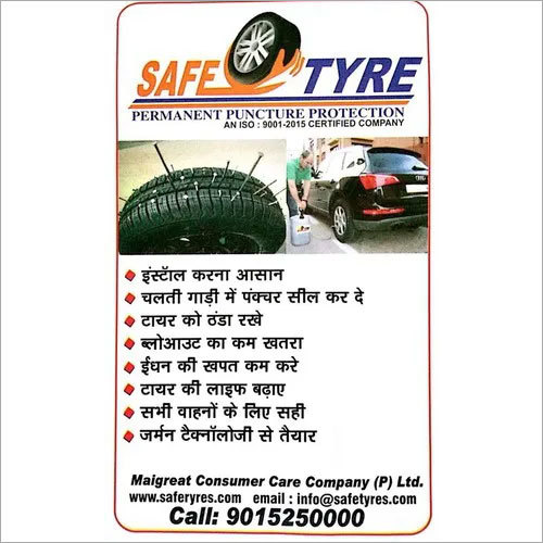Safe Tyre Adhesive