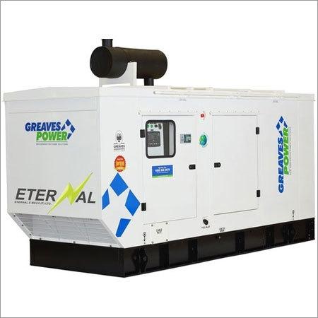 160 KVA Diesel Generator