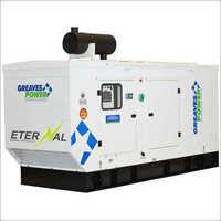 7.5 KVA Diesel Generator