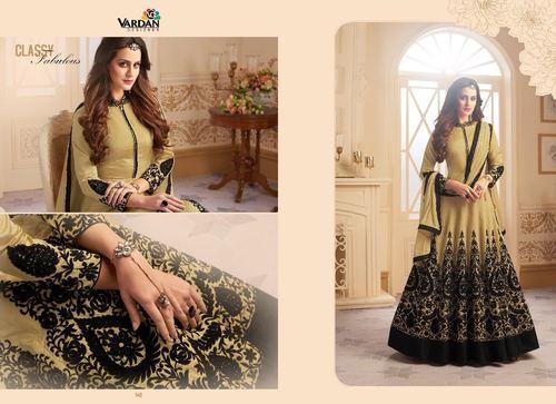 Indo Western Designer Gown