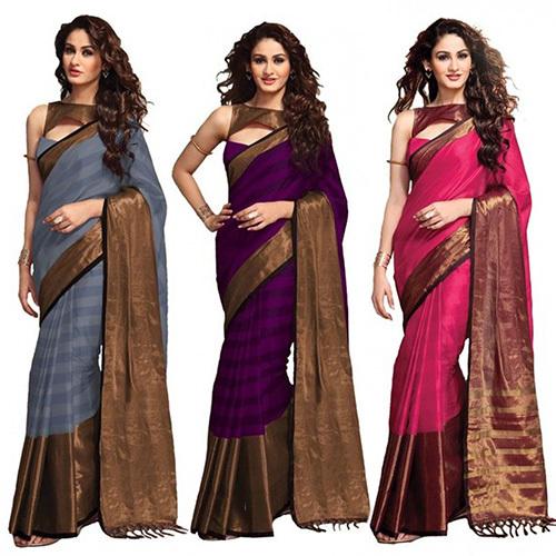 Pattu Designer Saree