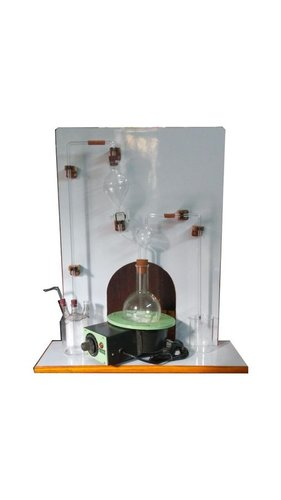 Sulphur Sulphide Apparatus