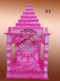 Thermocol Colour Temple