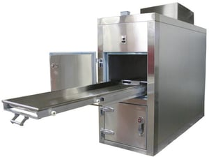 TWO BODY COOL MORTUARY CHAMBER