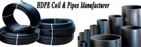 HDPE Coil & Pipes