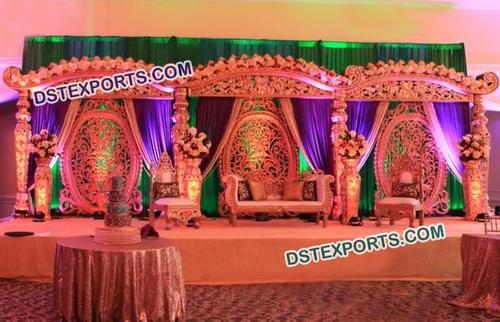 Designer Wedding Stage Set