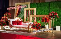 Modern Look Wedding Backdrop Panel
