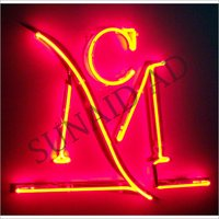 Neon Signage Board