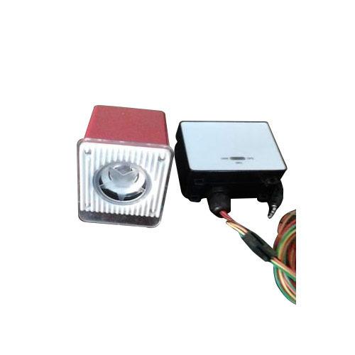 Speaker Vehicle Tracking System