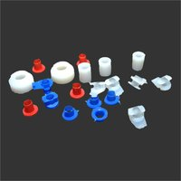 Injection Molded Plastic Part