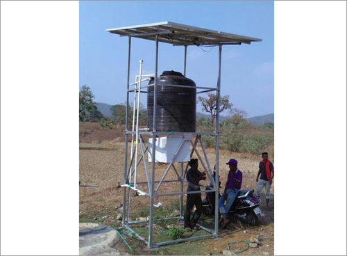 Solar water pro filter puming Sustem