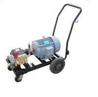 Hydrostatic Motorized Water Test Pump