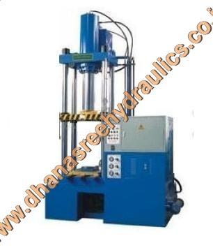 Hydraulic Pillar Press