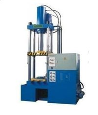 Hydraulic Pillar Press