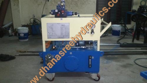 Hydraulic SPM Power Pack