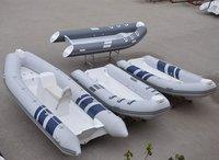 Liya 2.4-4.2m Samll Rigid Hull Inflatable Boats Fiberglass Hull Rib Boats For Sale